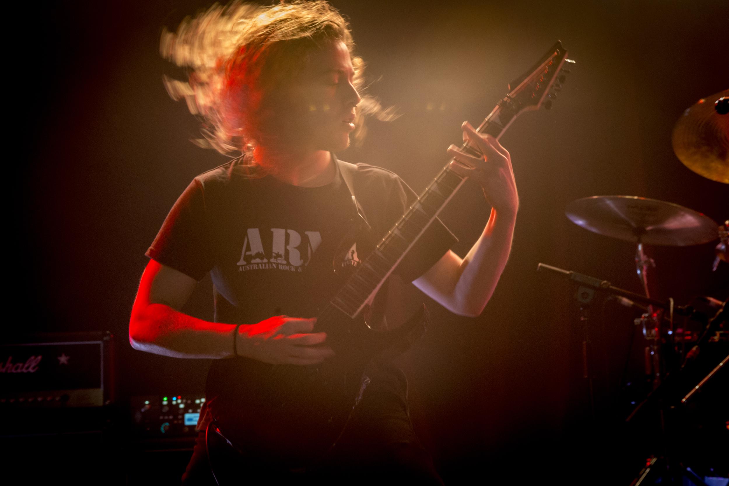 ARMI guitar lessons