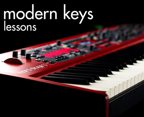 Keyboard Lessons at ARMI, Adelaide in South Australia