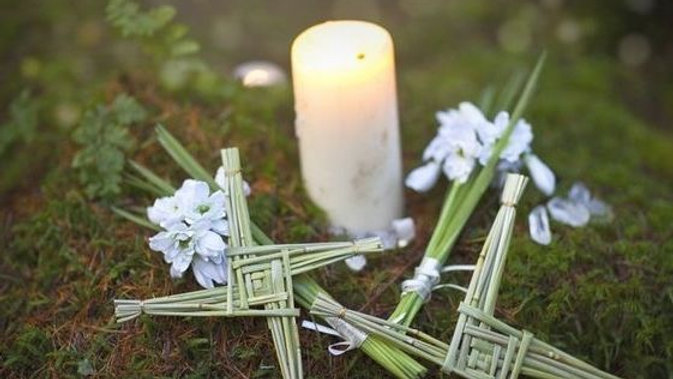 Imbolc Pagan/Wiccan holidays  We. Jan. 6   7p.m.