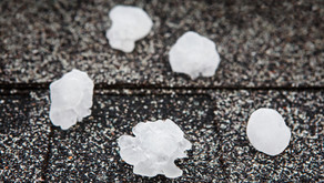 The Consequences of Putting Off Hail Damage Repair