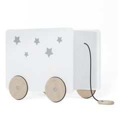 wagon white