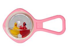 Ducks big pink-white