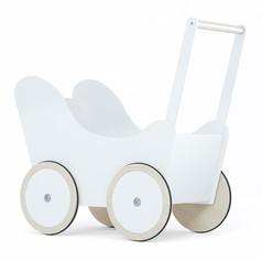 toy pram white 1