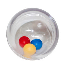 Ball rattle small