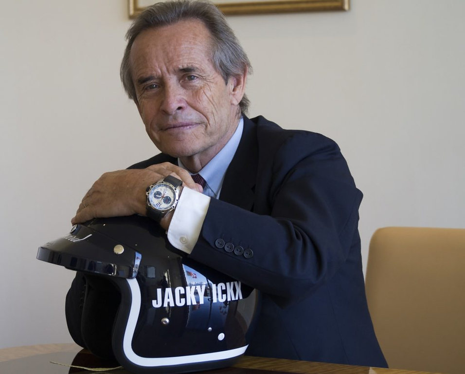 Jacky-Ickx-wearing-his-Superfast-Chrono-
