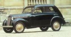 1937 juvaquatre