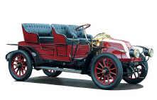 1909 type az-type bz