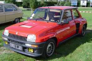 1983 r5 turbo 2