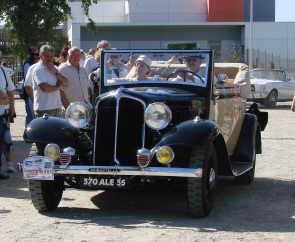 1933 primastella coach decouvrable