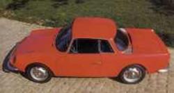 1960 alpine coupe 2+2