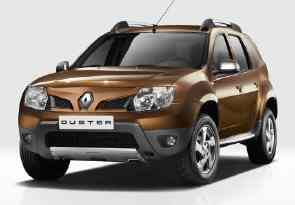 2011 Duster