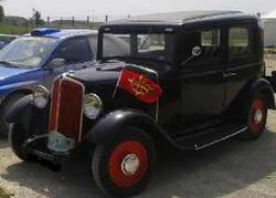 1933 KZ10 Renault