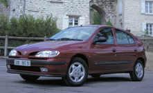 1996 megane1hatchback