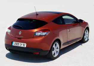 2009 Megane coupe