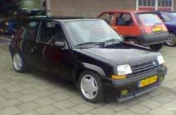 1987 r5 gt turbo