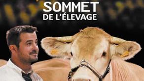 Forébio et ses adhérents mobilisés au Sommet de l'élevage