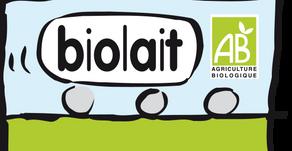 Biolait annonce son prix du lait 2019 (TPC)