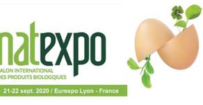 Natexpo Lyon 2020 maintenu!