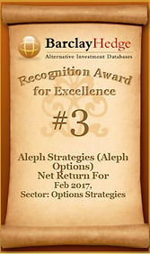 Aleph Strategies CTA Alternative Investment