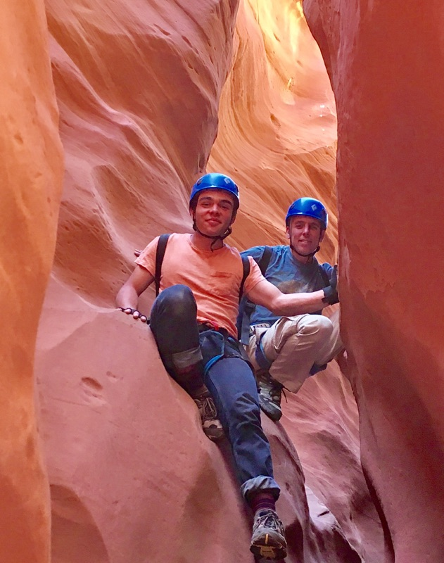 Guided Slot Canyon