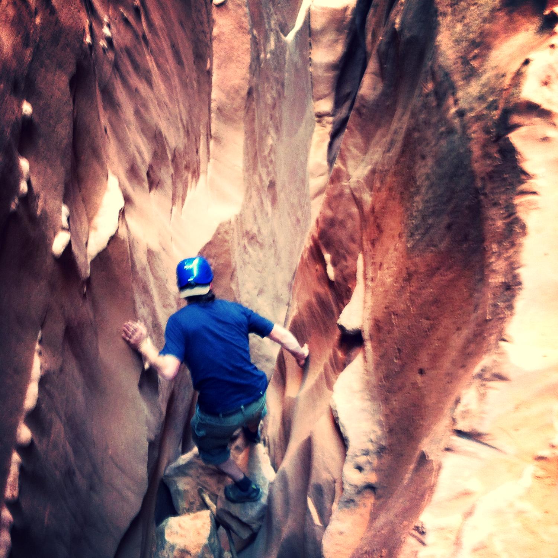Multi-day Canyoneering | Moab, Utah