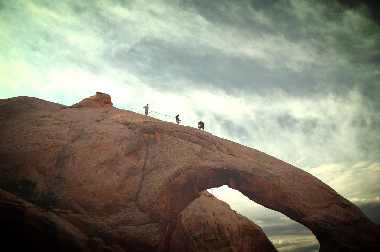 Moab Canyon Tours | Adventure course