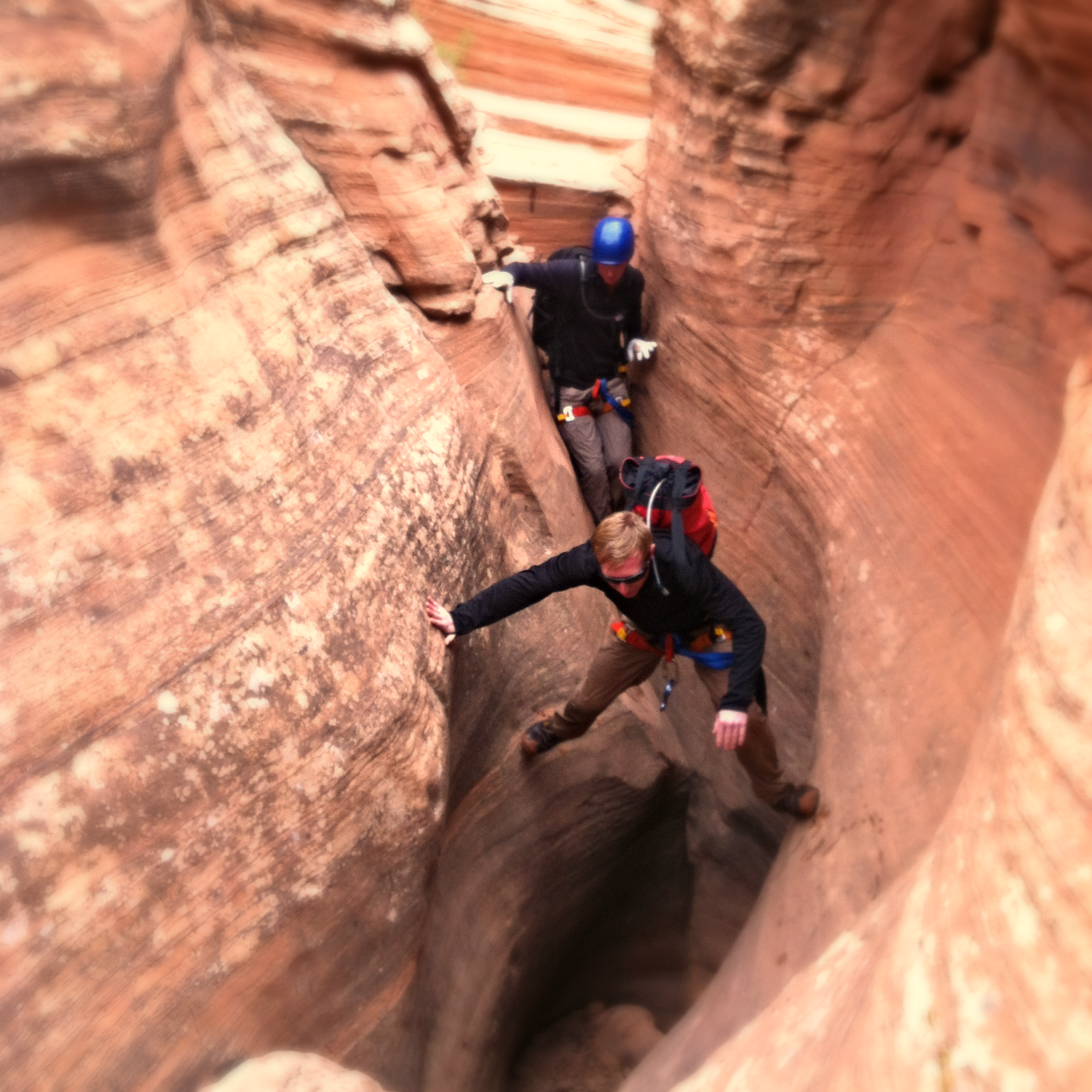 Canyoneering Moab | Rock of Ages