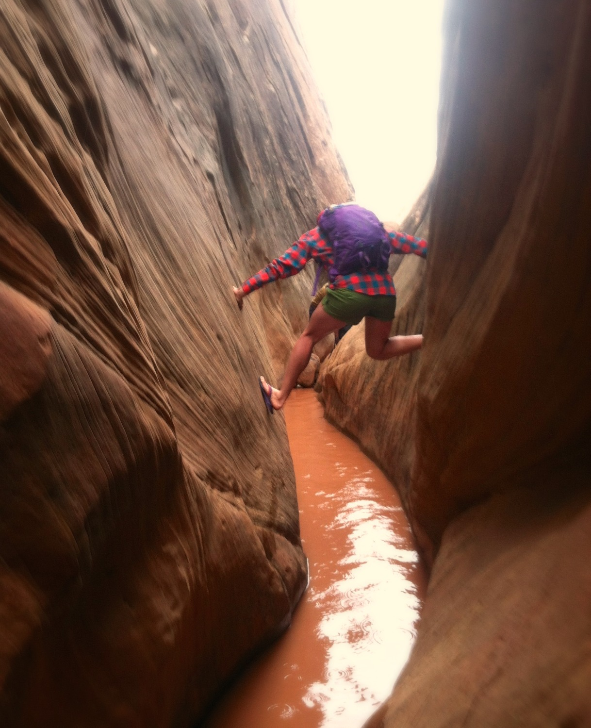 Half-day canyoneering tours