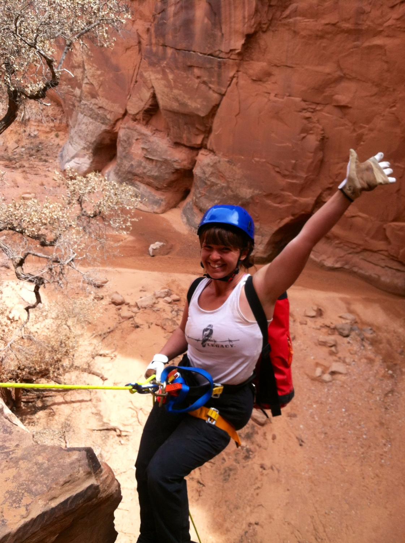 Canyoneering guides | Moab, Utah