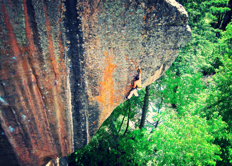 Moab Canyon Tours   Rock Climbing