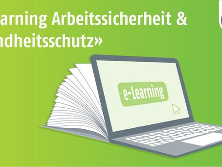 Kennenlern-Angebot «e-Learning Arbeitssicherheit & Gesundheitsschutz»