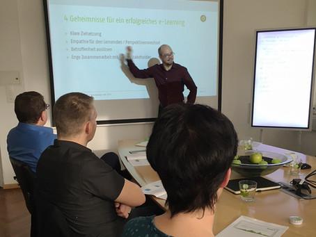 Steag.Kompakt Seminar «e-Learning – Die magische Rezeptur»