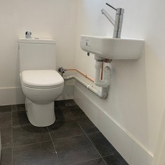 After Basin install