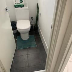 Before basin install