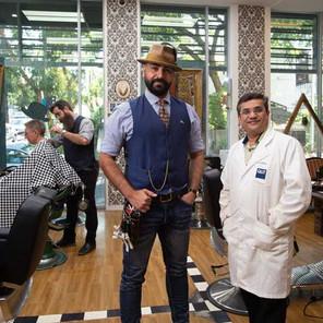 El pelo recogido de las peluquerías permite fabricar dispositivos OLED