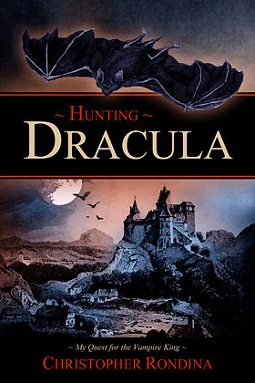 HUNTING DRACULA -  Deluxe Hardcover