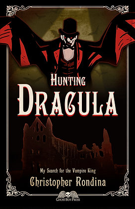HUNTING DRACULA -  Deluxe Hardcover (pre-order)