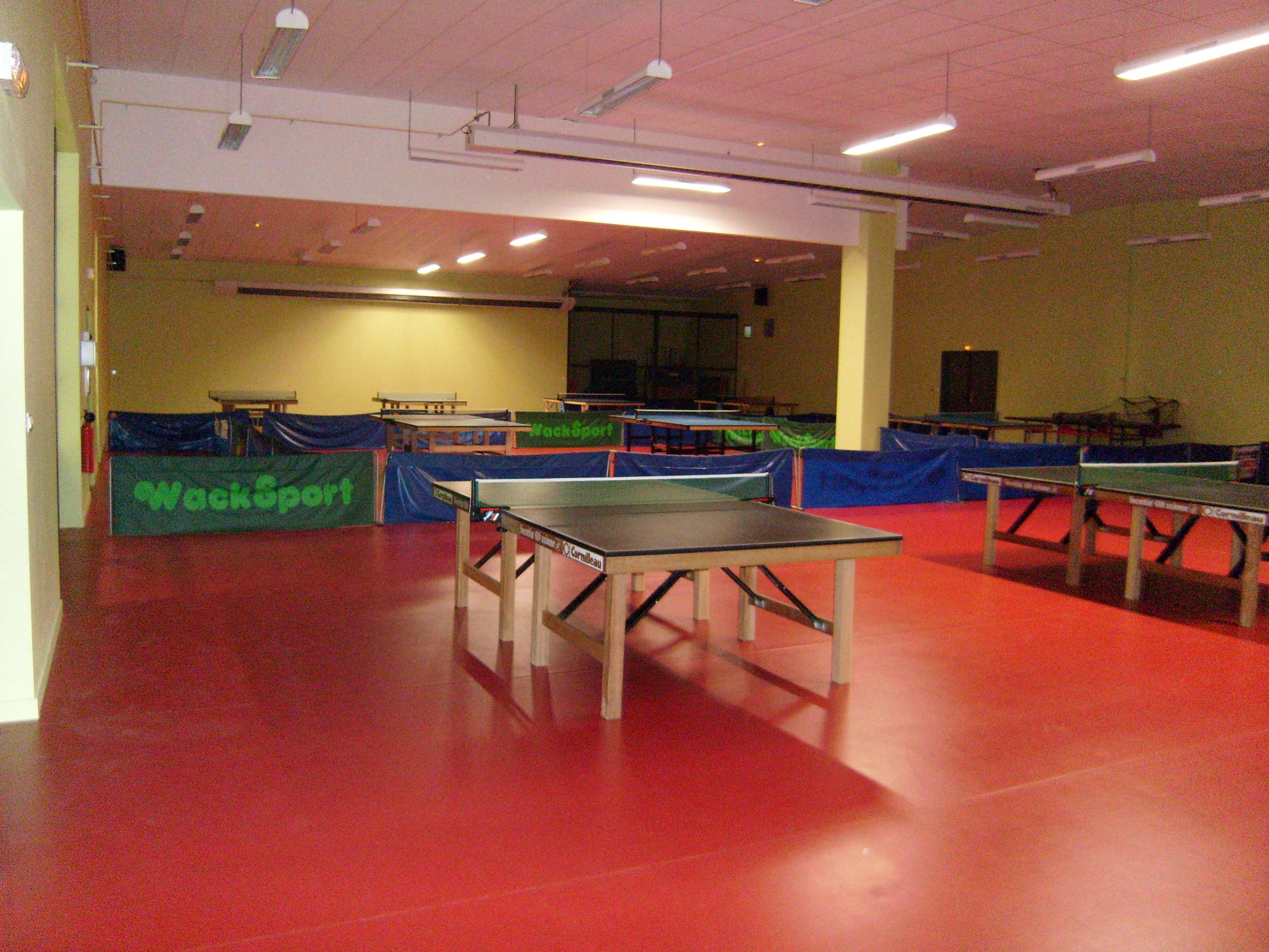 Complexe sportif d'Ouroux sur Saône