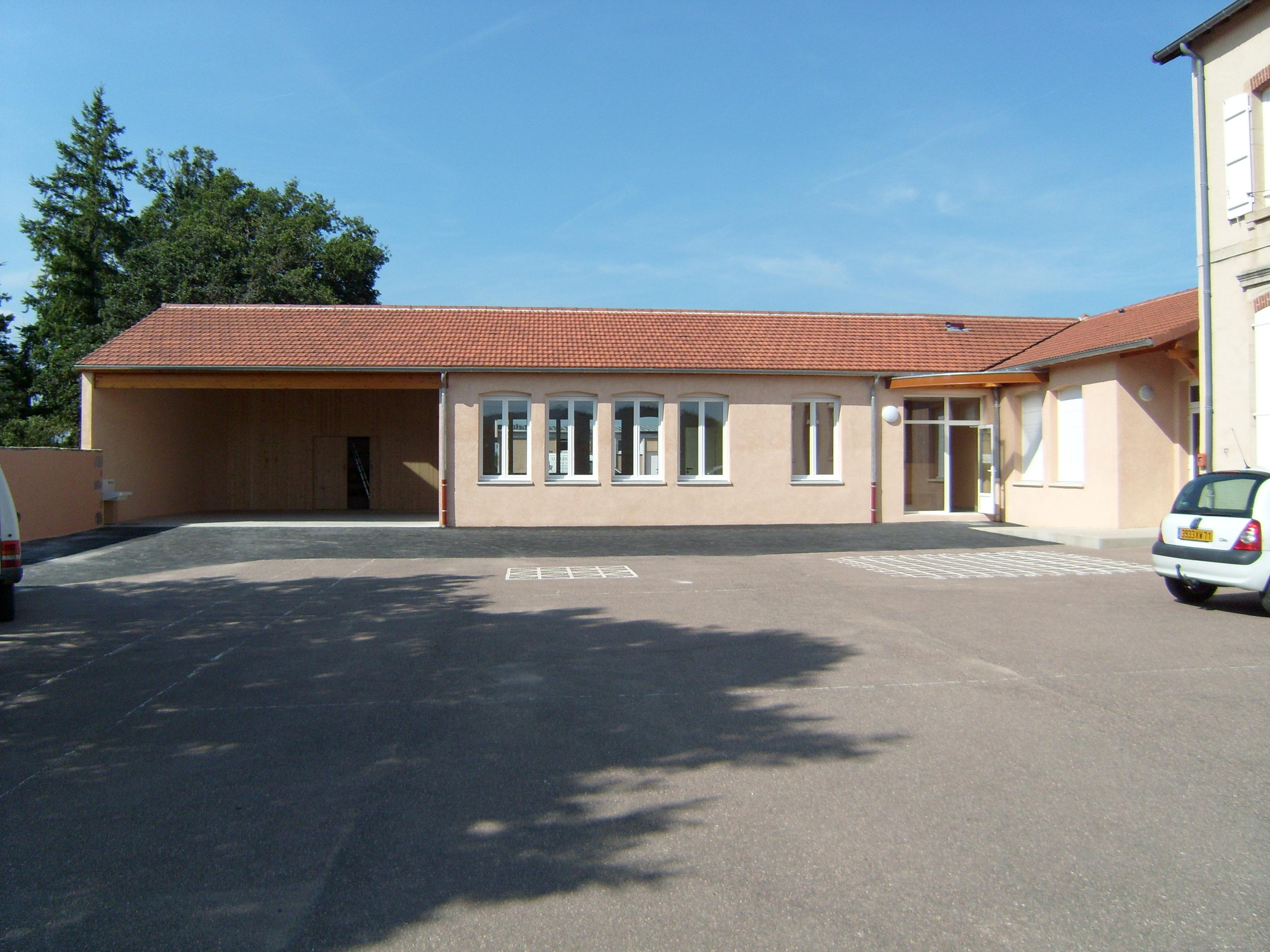 Ecole publique Verosvres (71)