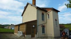 Ancienne poste à Sologny (71)