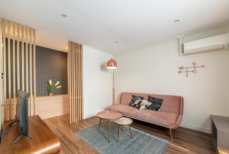 Airbnb - Lyon 7ème