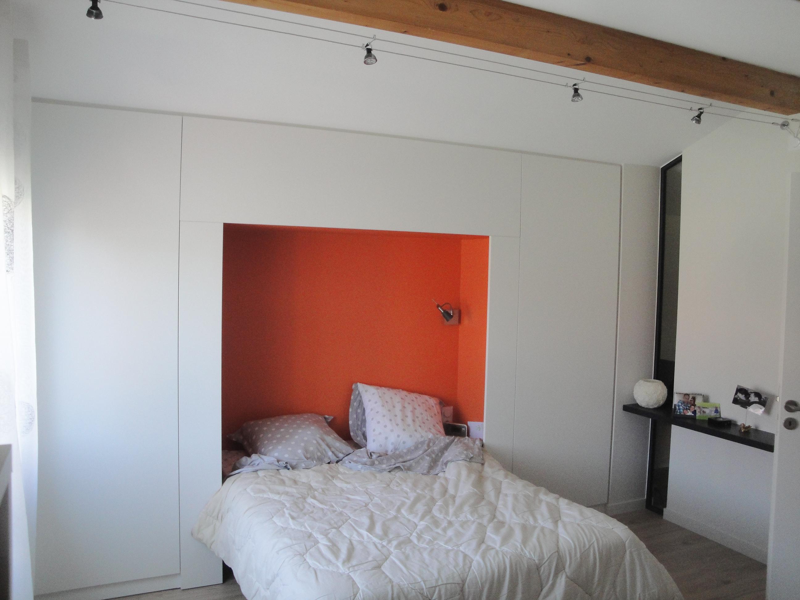 Chambre en mezzanine à Pomeys (69)