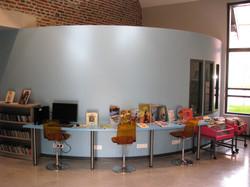 Médiathèque de St Germain (71)