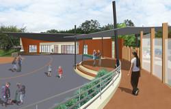 Ecole publique à Clessé (71)