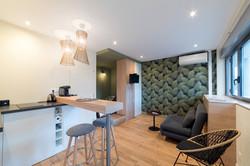 Studio Airbnb - Lyon 7ème