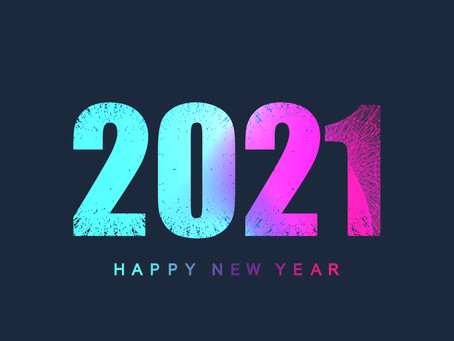 Happy 2021! 6 Things You Should Do.