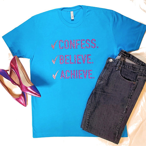 Confessions Inspirational Tee