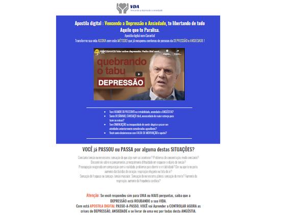 Tratamento de depressão