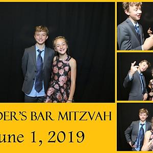 Zander's Bar Mitzvah