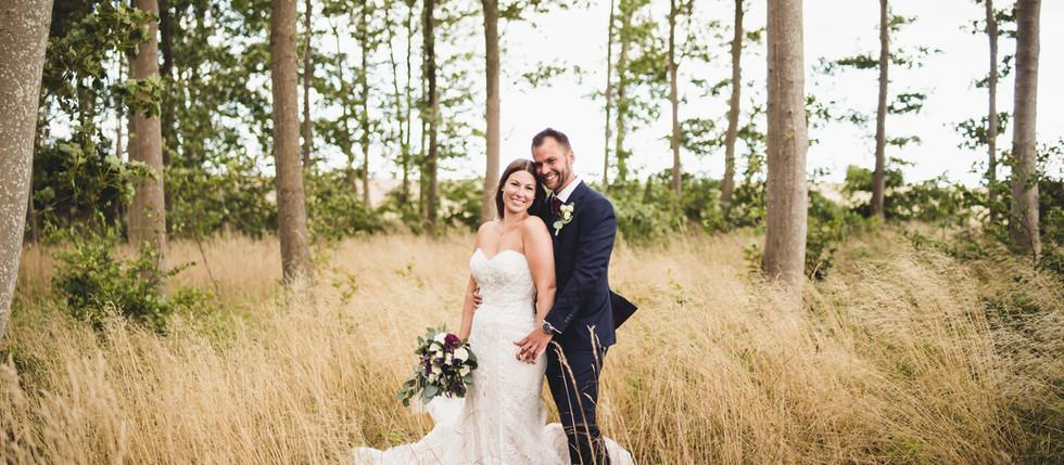 Sådan finder du de bedste lokationer til dine bryllupsbilleder